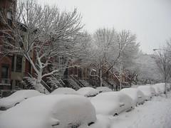(pcatelinet) Tags: new york snow brooklyn gothamist blizzard spottheshuttle