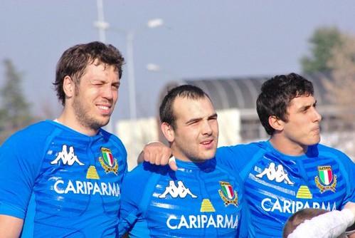 Romani in azzurro