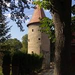 Bardejov: School bastion
