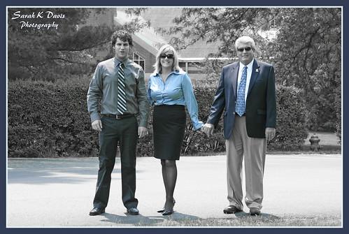 Andrew, LaVonne, & Ron