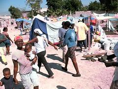 Haiti - Campamento