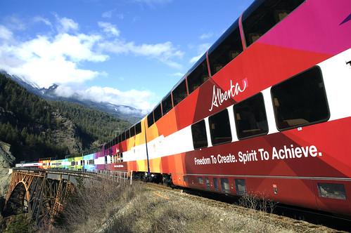 Alberta Train