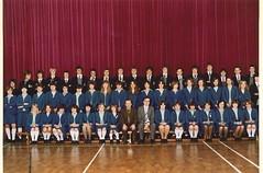QEGS 1979 5th Form (QEGS Alford) Tags: school lincolnshire queen grammar elizabeths alford qegs lincs