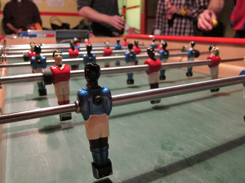Geek Foosball @ Bar Kick