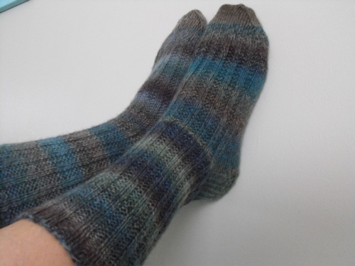 Pre-Olympic Socks 2
