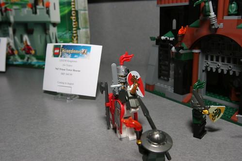 LEGO Toy Fair 2010 - Kingdoms - 7947 Prison Tower Rescue - 02 by fbtb.
