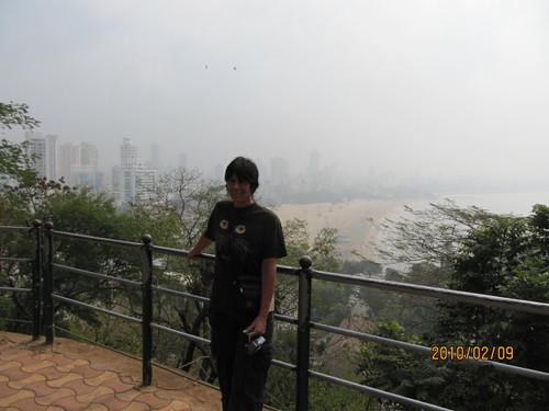 india bombay maharashtra mumbai marinedrive malabarhill chowpattybeach kamalanehrupark leonoraenking