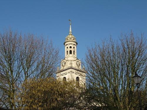 St Alfege Church, Greenwich