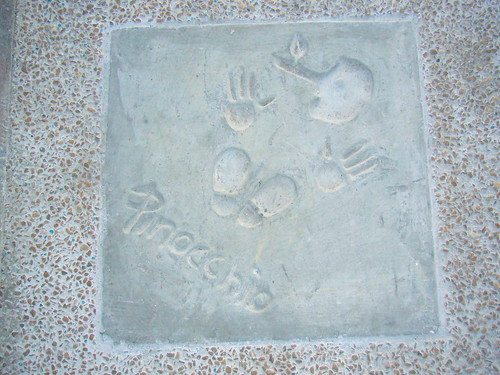 Universal Studios Singapore Pinocchio