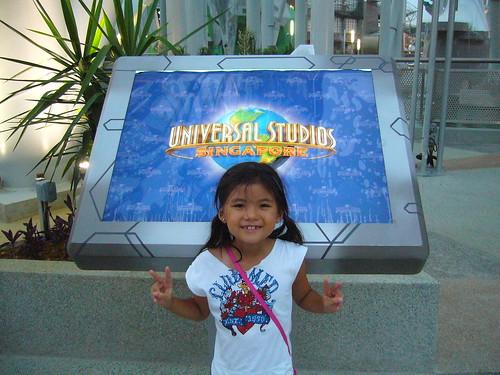 Universal Studios Singapore opens