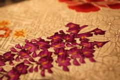 Kimono enchantment (br1dotcom) Tags: japanese milano kimono textiles 2010 jetro japanesetextiles traditionalkimono kimonotradizionali