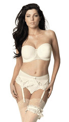 Fantasie avas trapless Bra Bridal Lingerie (chatterboxfashion) Tags: from cup k lingerie a