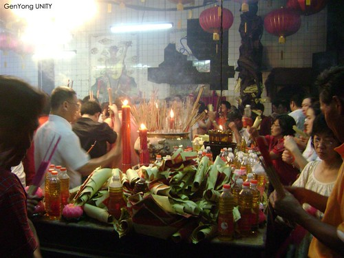 Chinese New Year Eve 2010 by GenYong.