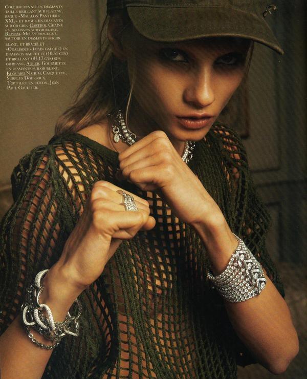 Vogue Paris March 2010 Bijoux