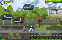 Ben10 Omniverse MMO Game Screenshot 02