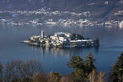San Giulio Island #4 (by storvandre)