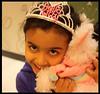 Princess Randa (aljoharah algefary) Tags: hello rabbit girl princess kitty crown randa بنت تاج اميره هالو ارنوب كاتي رندا