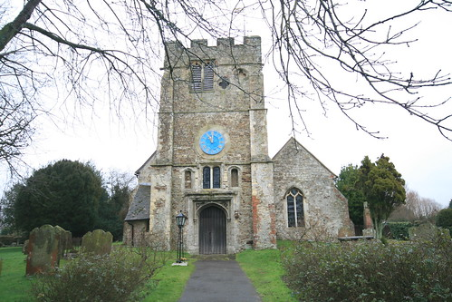 The Parish church of Sts. Peter and Paul, Appledore, Kent