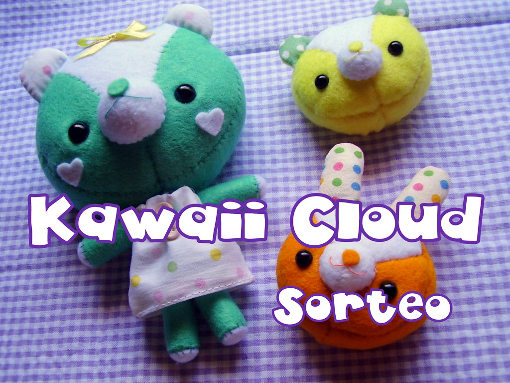 Kawaii cloud esta de sorteo!!