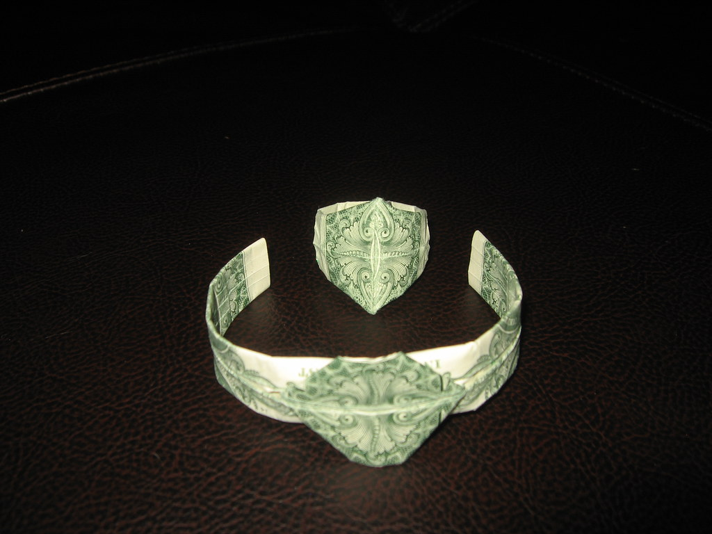 Money rose tutorial