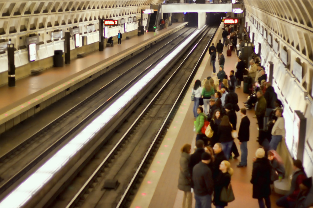 Gallery Place Metro - 155/365, 2/28/10