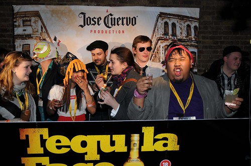 Jose Cuervo Productions - Tequila Face Event