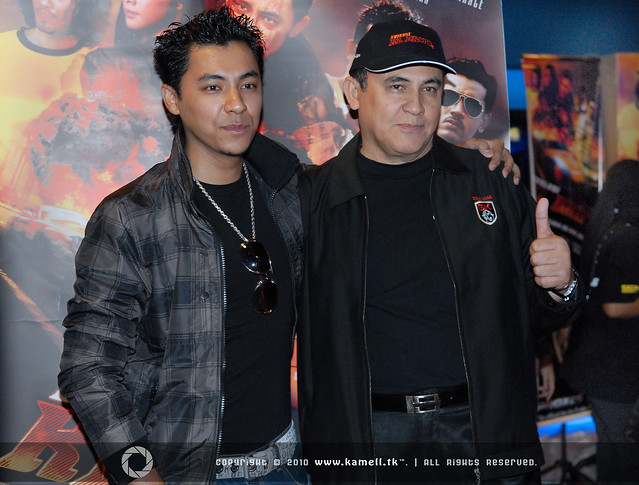 Shamsul & Yusof Haslam (Pengarah & Penerbit)