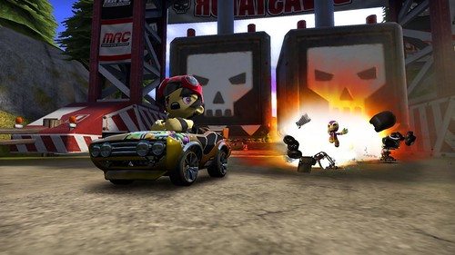 ModNation Racers PS3 Screenshot - Devastator