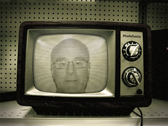 Very Old Telly animated