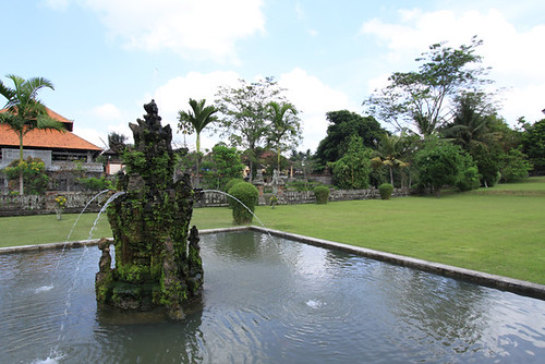 Mengwi Temple Fountain
