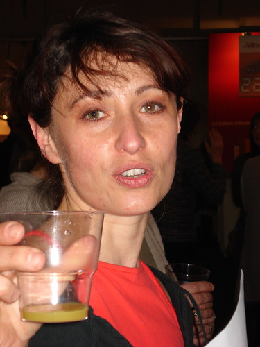 Emmanuelle Urien par Marie Tafforeau