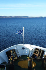 (laptoppingpong) Tags: skye ferry boat standrewscross journey skyeferry mallaigtoarmadale