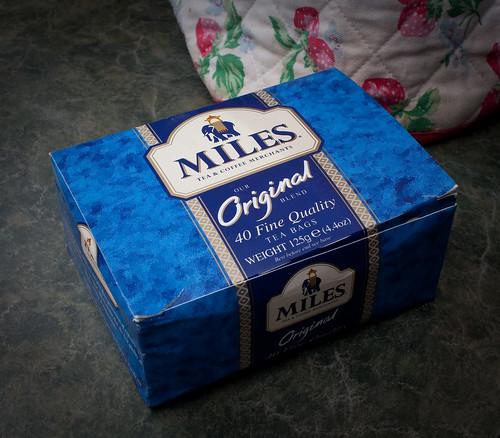 Luvly; miles original