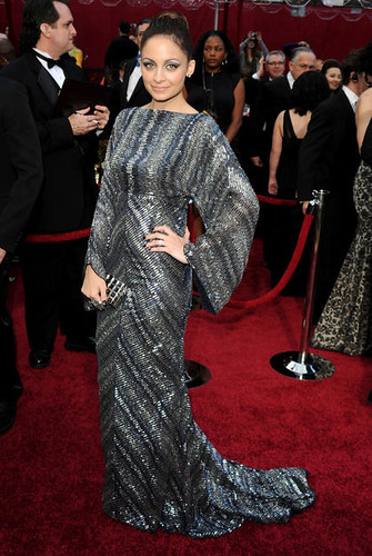 Nicole Richie at the 82nd Annual Academy Awards