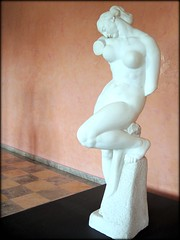 Mestrovic gallery, Split. (Rosa Klein) Tags: sculpture art museum ivan croatia split mestrovic hrvatska spalato dalmacija dalmacia metrovi    mestrovici   mestrovich