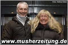Inger-Marie Haaland  und Ralph Johannessen