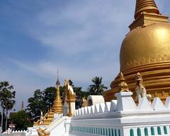 Mawlamyine, Myanmar (ArnisD) Tags: pagoda burma buddhist buddhism myanmar mon paya moulmein mawlamyine mawlmayine
