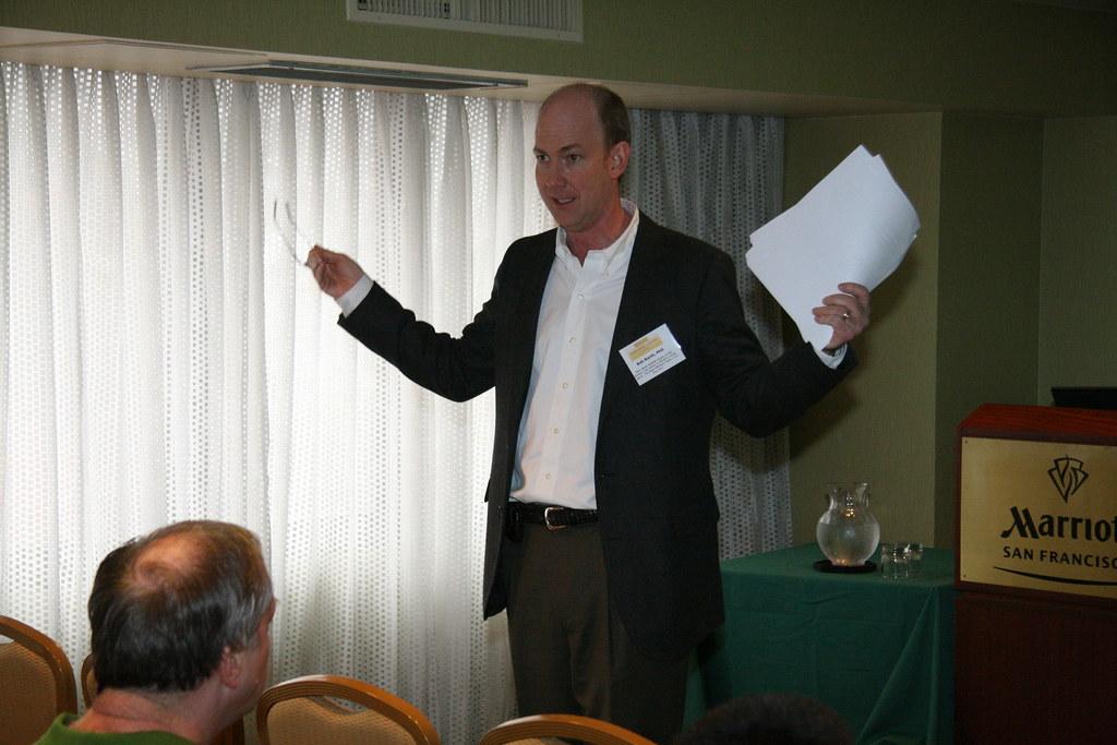 Bob Barth, PhD - Afternoon Breakout III - Friday