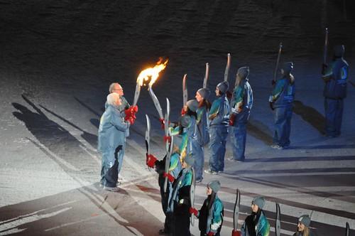 Paralympics 2010 Opening Ceremonies