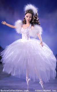swan ballerina from swan lake