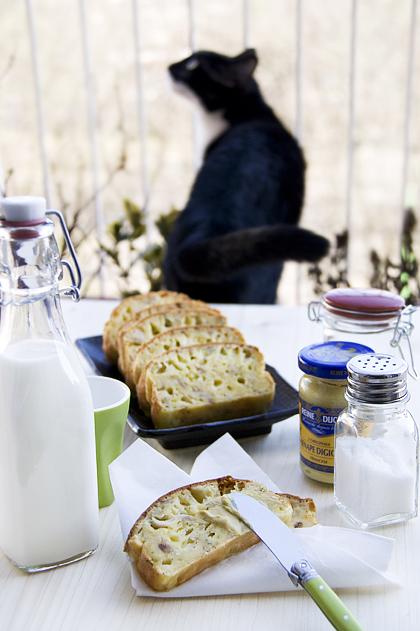 Cake salato Pollo, Aneto e Pintu