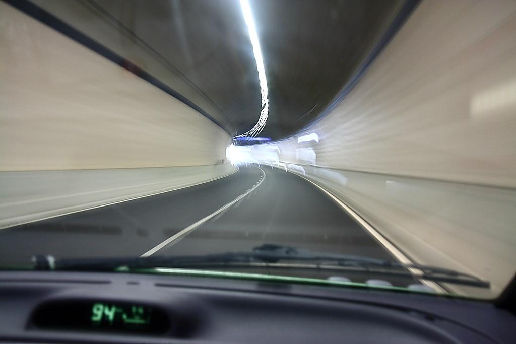 Tunnel to Madurodam - Den Haag