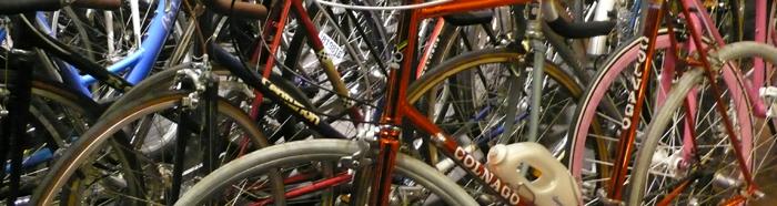 Stack o bikes