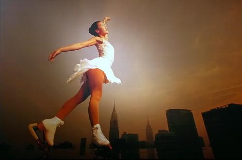 フリー写真素材, 人物, 女性, 運動・スポーツ, ウインタースポーツ, フィギュアスケート, アメリカ人,