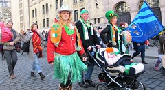 St Patricks Day Parade in Oslo 2010 #8