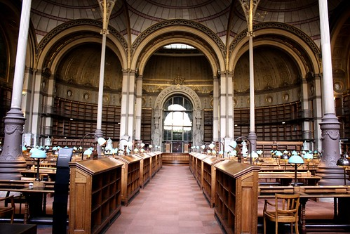 BNF salle labrouste