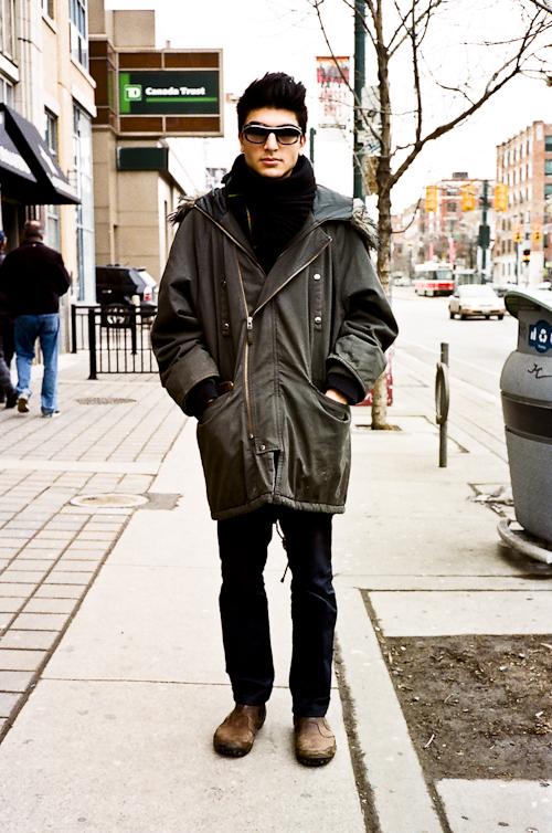Toronto Street Fashion @ Spadina Ave., Toronto