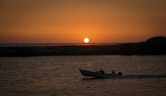 Coming Back Home (hvreflections) Tags: ocean sunset sea sun sol latinamerica boat mar nikon fishermen nikond70 nayarit pacificocean puestadesol sanblas bote panga pescadores mxico nikkor1870 comingbackhome ocano amricalatina ocanopacfico regresandoacasa