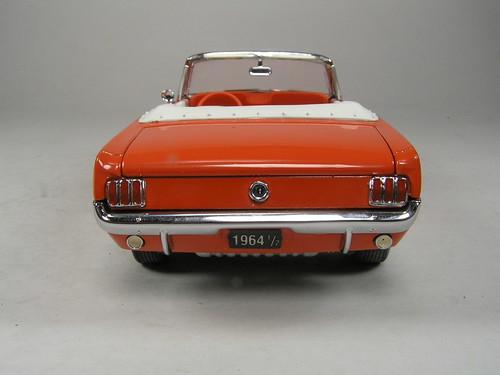 1964 Mustang Convertible rear