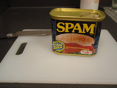canned spam